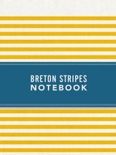 Breton Stripes Sunny Yellow - фото обкладинки книги