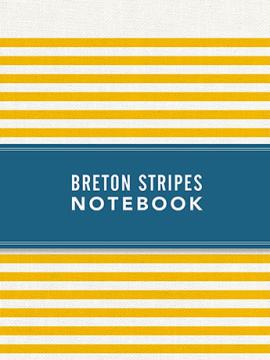 Breton Stripes Sunny Yellow - фото книги
