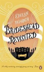 Brideshead Revisited - фото обкладинки книги