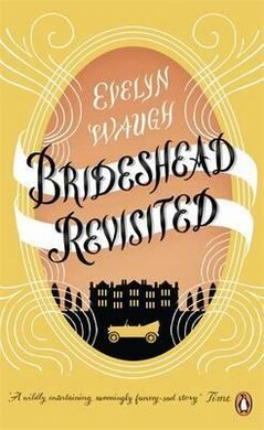 Brideshead Revisited - фото книги