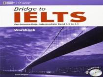Підручник Bridge to IELTS Workbook with Audio CD