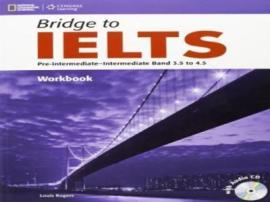 Робочий зошит Bridge to IELTS Workbook with Audio CD