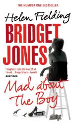 Bridget Jones: Mad About the Boy - фото обкладинки книги
