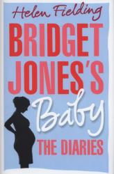 Bridget Jones's Baby : The Diaries - фото обкладинки книги