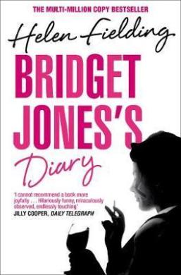 Bridget Jones's Diary - фото книги