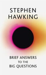 Brief Answers to the Big Questions : the final book from Stephen Hawking - фото обкладинки книги