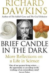 Brief Candle in the Dark : My Life in Science - фото обкладинки книги