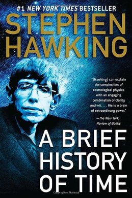 Brief History of Time: From the Big Bang to Black Holes - фото книги