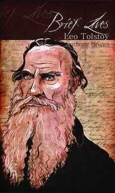 Brief Lives: Leo Tolstoy - фото книги