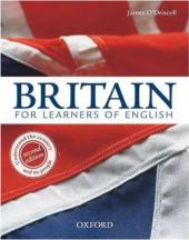 """Britain 2nd Edition: Student's Book"" - фото обкладинки книги"