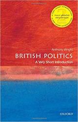 British Politics: A Very Short Introduction - фото обкладинки книги