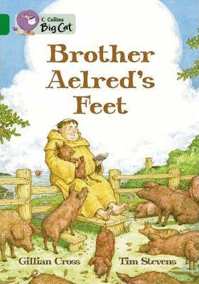 Книга Brother Aelred's Feet