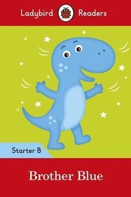 Brother Blue - Ladybird Readers Starter Level B - фото книги