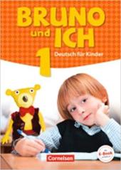 Bruno und ich 1. Schlerbuch mit Audios online - фото обкладинки книги