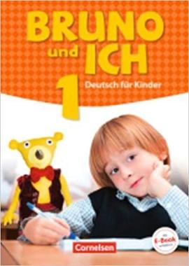 Bruno und ich 1. Schlerbuch mit Audios online - фото книги