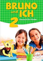 Bruno und ich Band 2 - Schlerbuch mit Audios online - фото обкладинки книги