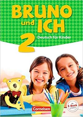 Bruno und ich Band 2 - Schlerbuch mit Audios online - фото книги