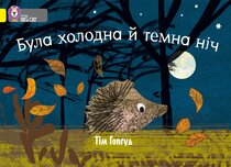 Книга Була холодна й темна ніч
