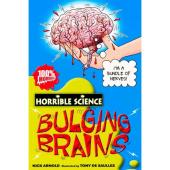 Bulging Brains - фото обкладинки книги