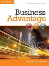 Business Advantage Advanced Audio CDs (2) - фото обкладинки книги
