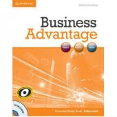 Business Advantage Advanced Personal Study Book with Audio CD(робочий зошит+аудіодиск) - фото обкладинки книги