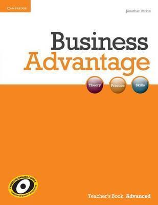 Посібник Business Advantage Advanced Teacher's Book