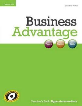 Business Advantage Upper-intermediate Teacher's Book - фото книги