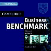 Business Benchmark Advanced Audio CD BULATS Edition - фото обкладинки книги