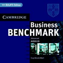 Підручник Business Benchmark Advanced Audio CD BULATS Edition