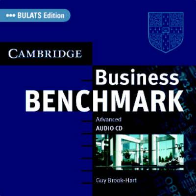Аудіодиск Business Benchmark Advanced Audio CD BULATS Edition