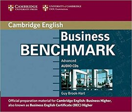 Business Benchmark Advanced BEC Higher Ed. Audio CDs (3) - фото книги