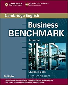 Business Benchmark Advanced BEC Higher Ed. Student's Book - фото книги