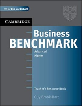 Business Benchmark Advanced BULATS & BEC TRB - фото книги