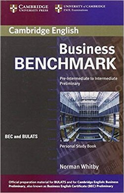 Business Benchmark Pre-int/Inter Personal Study Book - фото книги