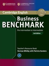 Business Benchmark Pre-intermediate to Intermediate BULATS and Business Preliminary Teacher's Resource Book - фото обкладинки книги