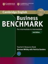 Business Benchmark Pre-intermediate to Intermediate BULATS and Business Preliminary Teacher's Resource Book - фото обкладинки книги