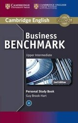 Business Benchmark Second edition Upper-inter BEC Vantage Personal Study Book (підручник) - фото обкладинки книги
