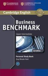 Business Benchmark Second edition Upper-inter BEC Vantage Personal Study Book (підручник) - фото обкладинки книги