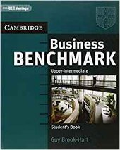 Business Benchmark Upper-inter BEC Vantage Ed.SB - фото обкладинки книги