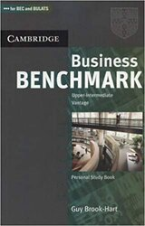 Business Benchmark Upper-inter Personal Study Book - фото обкладинки книги