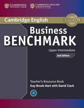 Business Benchmark Upper Intermediate BULATS and Business Vantage Teacher's Resource Book - фото обкладинки книги