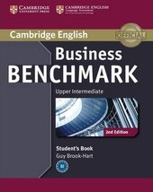 Business Benchmark Upper Intermediate Business Vantage Student's Book - фото обкладинки книги
