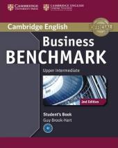 Business Benchmark Upper Intermediate Business Vantage Student's Book - фото обкладинки книги