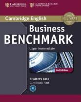 Посібник Business Benchmark Upper Intermediate Business Vantage Student's Book