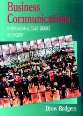 Business Communication: International Case Studies in English - фото обкладинки книги