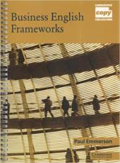 Книга для вчителя Business English Frameworks