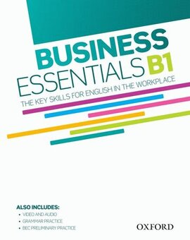 Business Essentials B1. Student's Book with DVD and Audio Pack - фото книги
