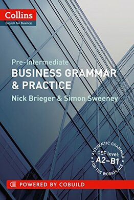 Business Grammar and Practice A2-B1 - фото книги