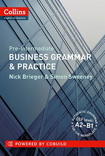 Посібник Business Grammar and Practice A2-B1