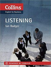 Business Listening: B1-C2 (Collins Business Skills and Communication) - фото обкладинки книги
